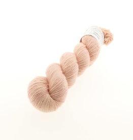 Wol met Verve Wol met Verve Merino Singles - Semi Solid Seashell Pink