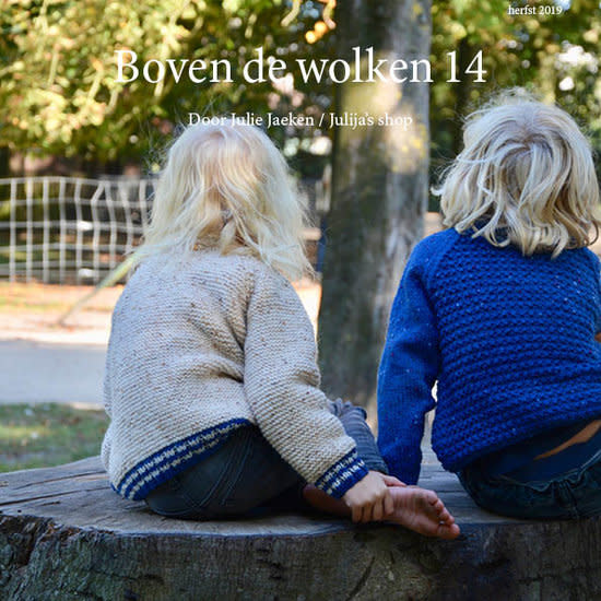 Julija Boven de wolken 14 - Herfst 2019