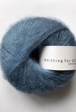 knitting for olive Knitting for Olive Silk Mohair - Dove Blue
