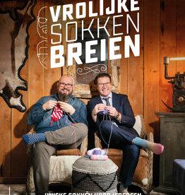 Vrolijke sokken breien - Dendennis & Mr. Knitbear