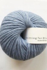 knitting for olive Knitting for Olive Double Soft Merino - Dove Blue