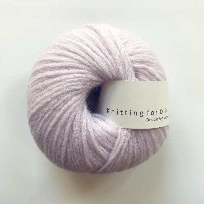 knitting for olive Knitting for Olive Double Soft Merino - Unicorn Purple