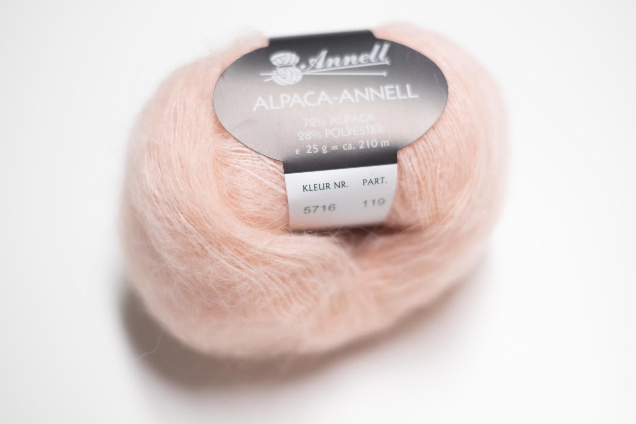 Annell Alpaca-Annell - kleur 5716