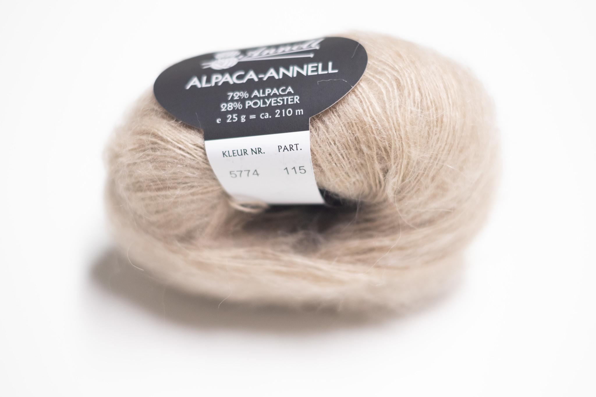 Annell Alpaca-Annell - kleur 5774