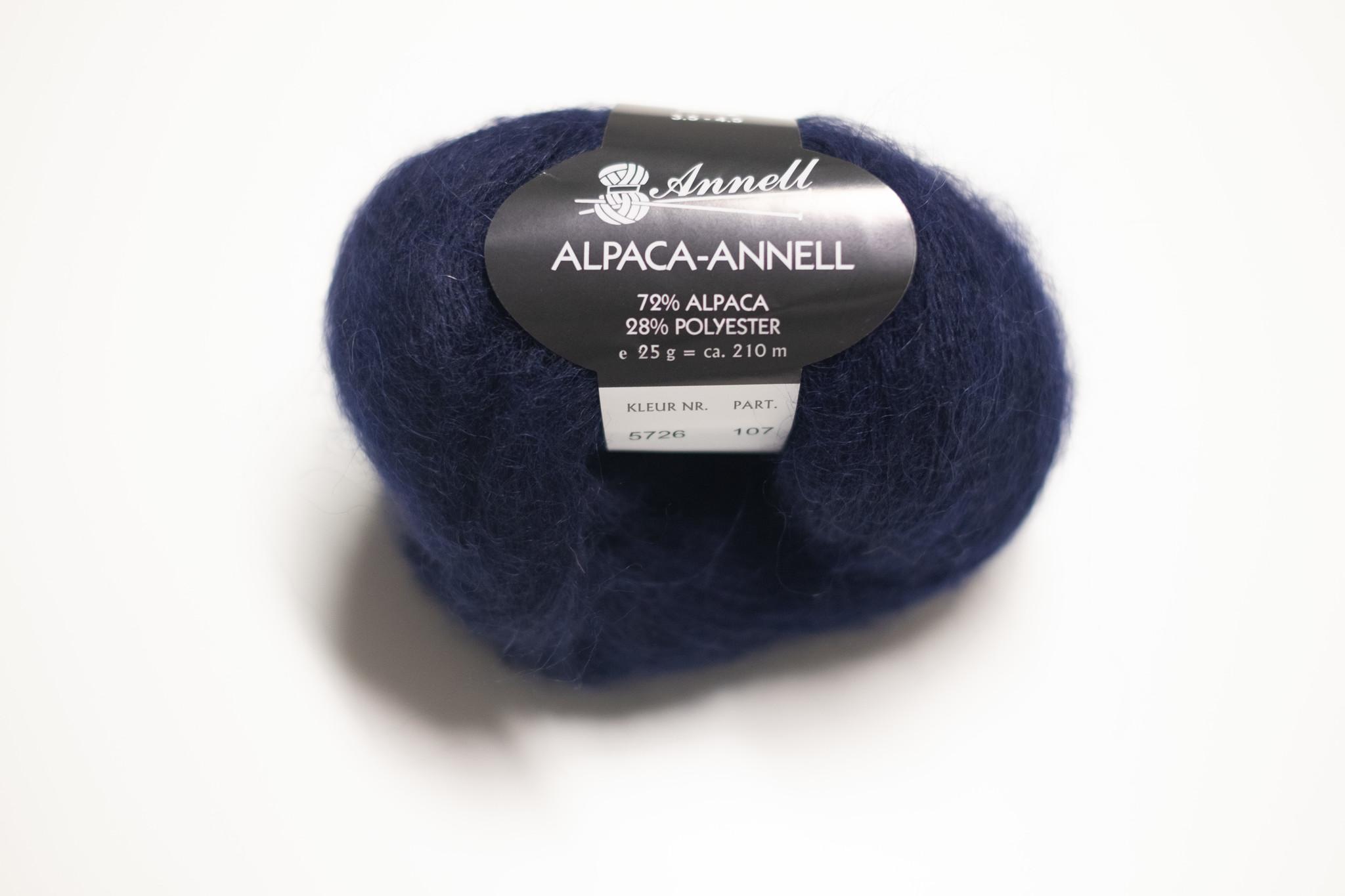Annell Alpaca-Annell - kleur 5726