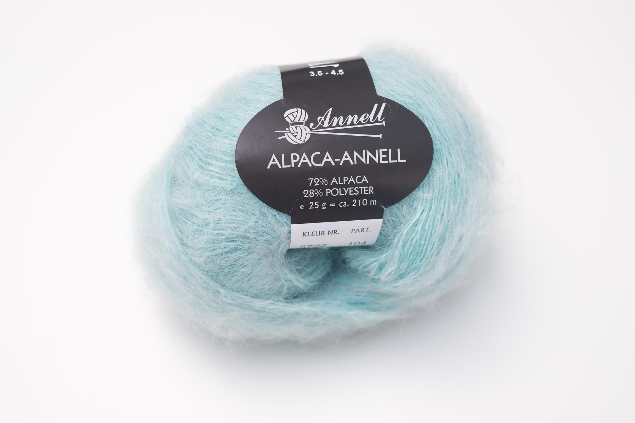 Annell Alpaca-Annell - kleur 5722