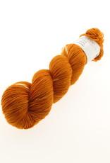 Wol met Verve Wol met Verve Merino Twist Sock - Tie Dye Rust