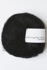knitting for olive Knitting for Olive Silk Mohair - Licorice
