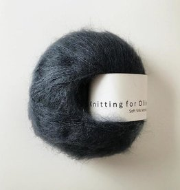 knitting for olive Knitting for Olive Silk Mohair - Deep Petroleum Blue