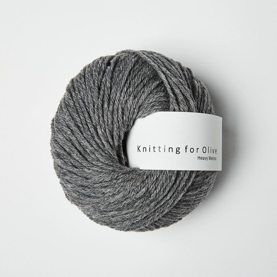 knitting for olive Knitting for Olive Heavy Merino - Racoon