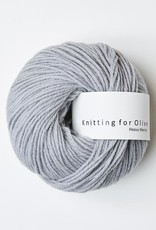 knitting for olive Knitting for Olive Heavy Merino - Mouse Gray