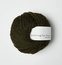 knitting for olive Knitting for Olive Heavy Merino - Slate Green