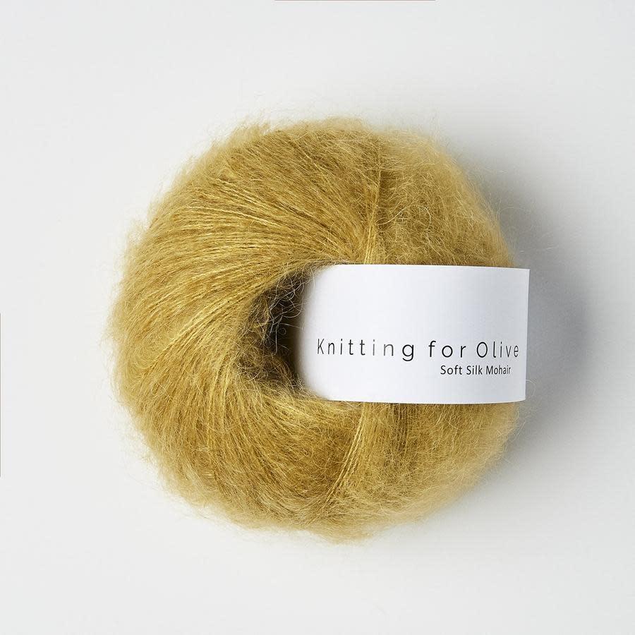 knitting for olive Knitting for Olive Silk Mohair - Dusty Honey