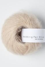 knitting for olive Knitting for Olive Silk Mohair - Soft Rose
