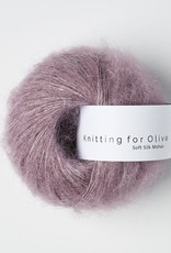 knitting for olive Knitting for Olive Silk Mohair - Artichoke Purple