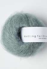 knitting for olive Knitting for Olive Silk Mohair - Dusty Aqua