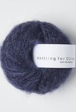 knitting for olive Knitting for Olive Silk Mohair - Dark Blue