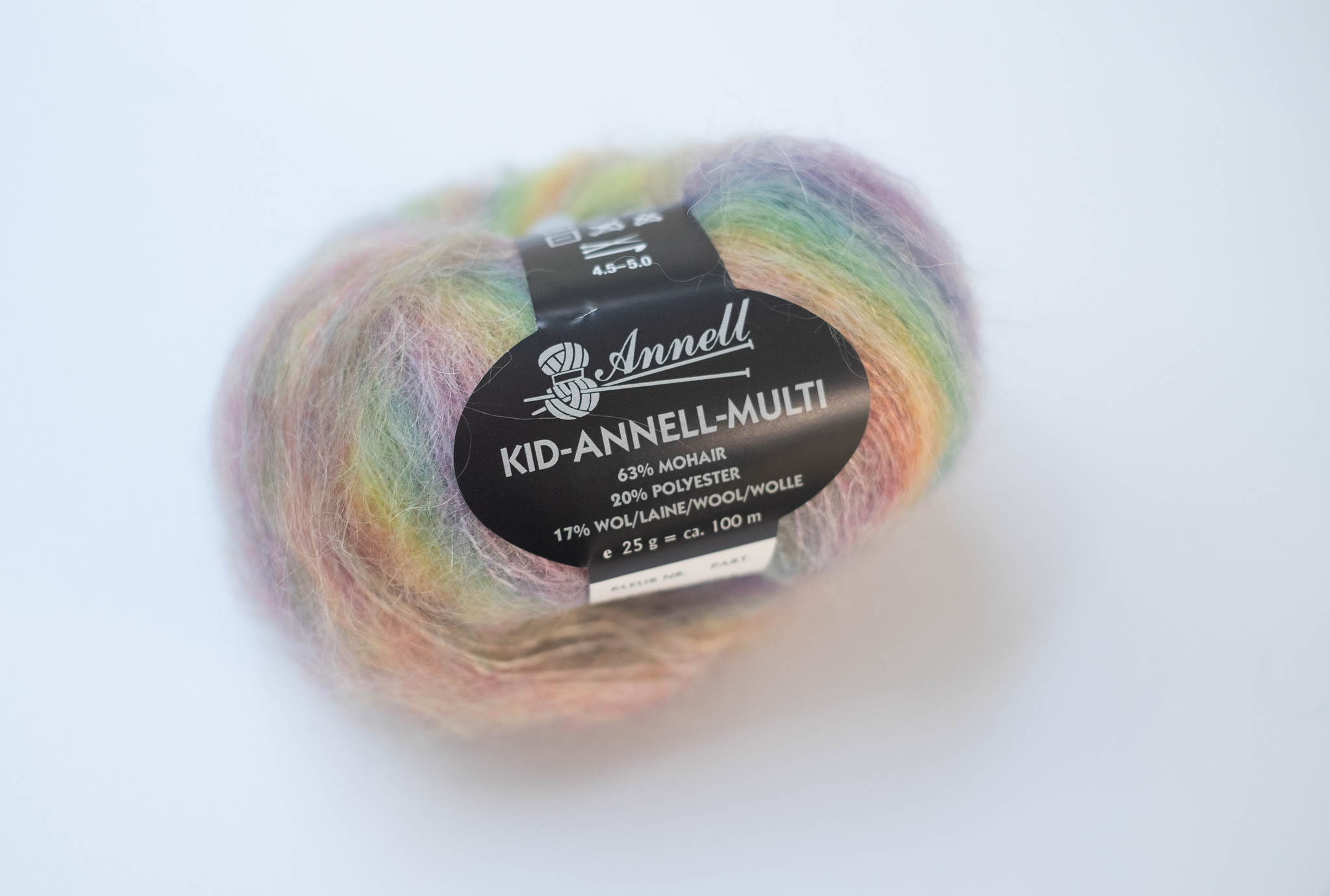 Annell Kid-Annell - multicolor 3182