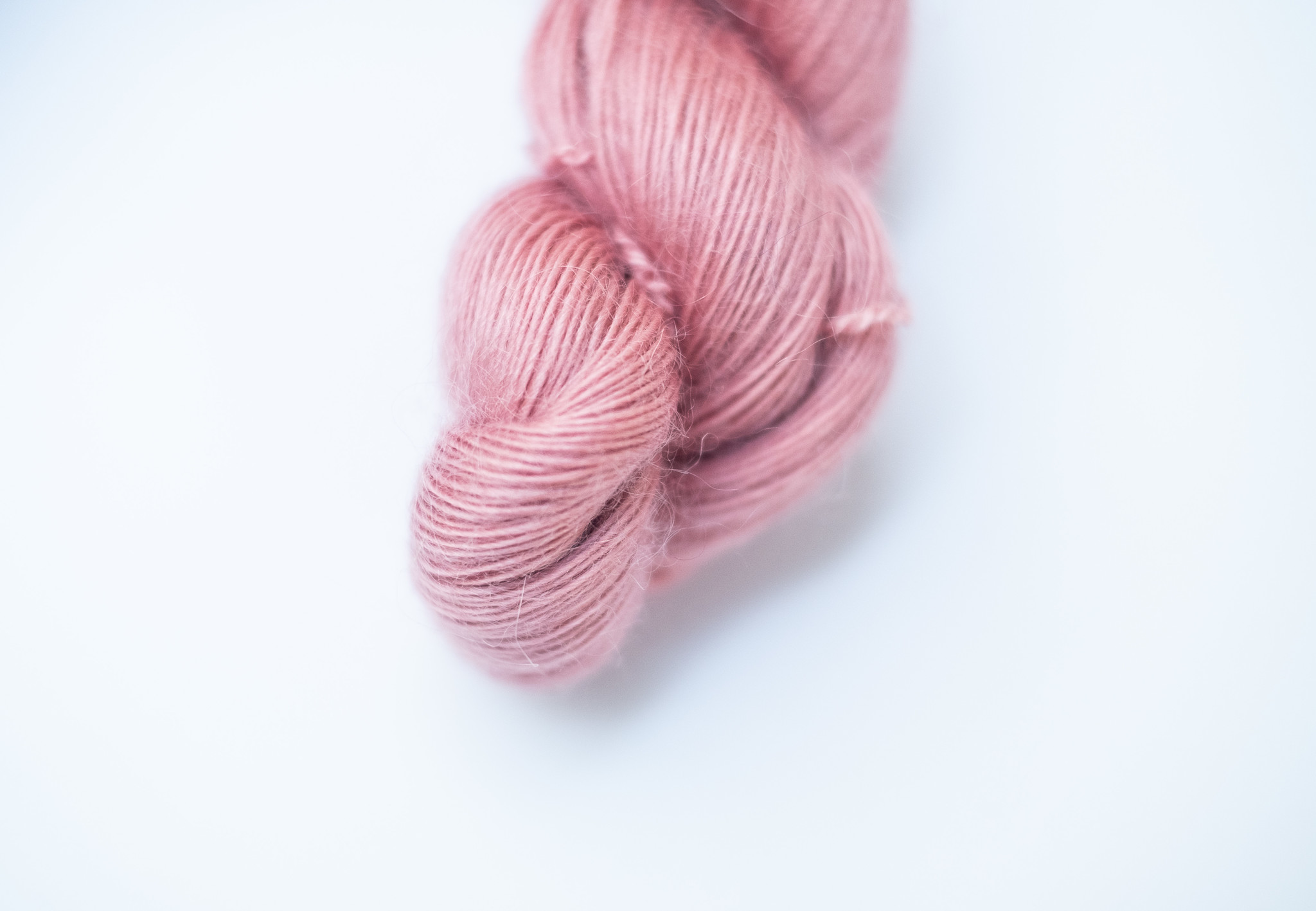 Mohair By Canard Mohair By Canard 1-Ply - Rustic roze 1122