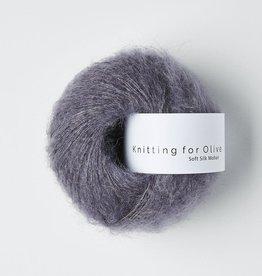 knitting for olive Knitting for Olive Silk Mohair - Dusty Violett