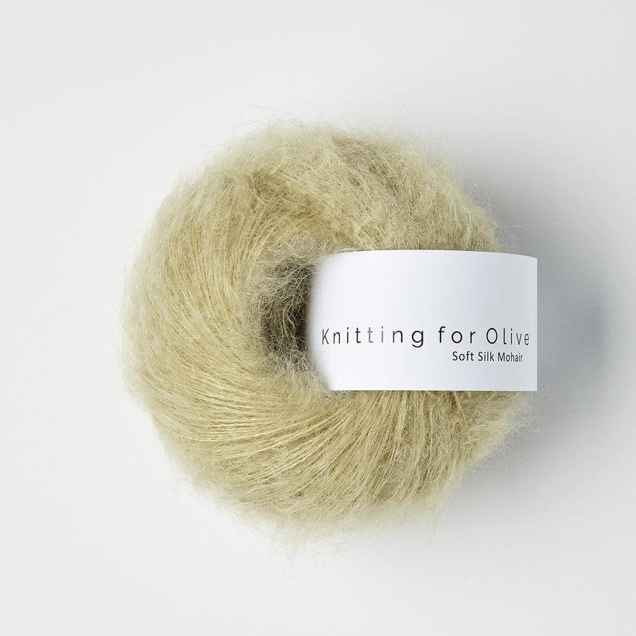 knitting for olive Knitting for Olive Silk Mohair - Fennel Seed