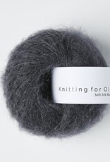 knitting for olive Knitting for Olive Silk Mohair - Slate Grey