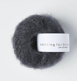 knitting for olive Knitting for Olive Silk Mohair - Slate Grey
