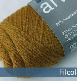 Filcolana Filcolana Arwetta - Mustard 136