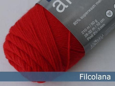 Filcolana Filcolana Arwetta - Geranium Red 138