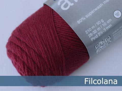 Filcolana Filcolana Arwetta - Burgundy 140