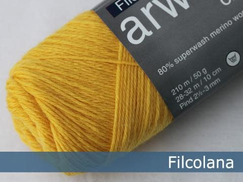 Filcolana Filcolana Arwetta - Daffodil 200