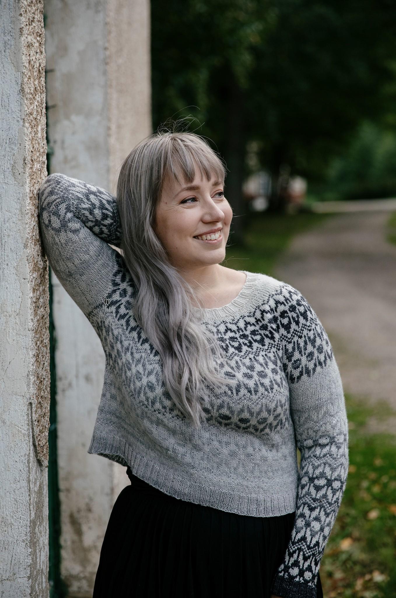 Laine Strands of Joy - Anna Johanna