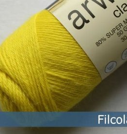 Filcolana Filcolana Arwetta - Electric Yellow 251