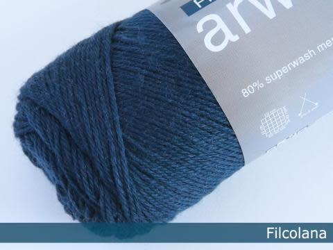 Filcolana Filcolana Arwetta - Midnight Blue 270