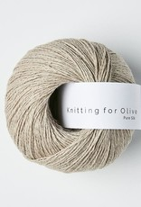 knitting for olive Knitting for Olive Pure Silk - Powder