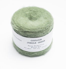 Solid Solid Huarizo Brushed - Jungle Green