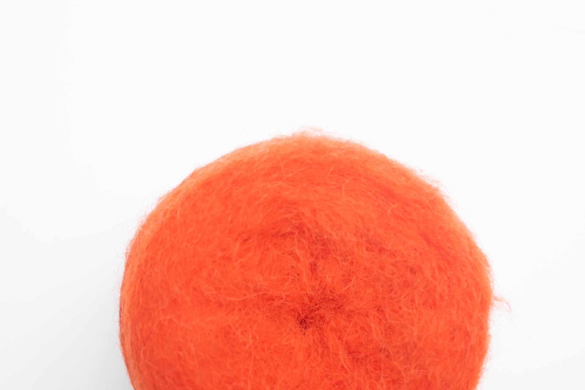 Solid Solid Huarizo Brushed - Orange