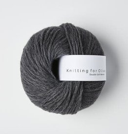 knitting for olive Knitting for Olive Double Soft Merino - Charcoal Gray