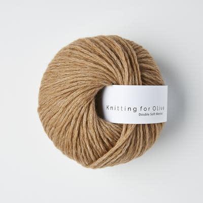 knitting for olive Knitting for Olive Double Soft Merino - Soft Cognac