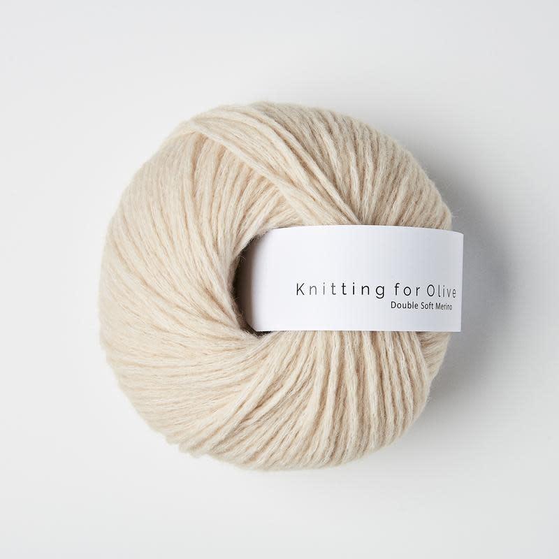 knitting for olive Knitting for Olive Double Soft Merino - Powder