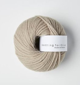 knitting for olive Knitting for Olive Double Soft Merino - Oatmeal