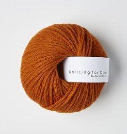knitting for olive Knitting for Olive Double Soft Merino - Burnt Orange
