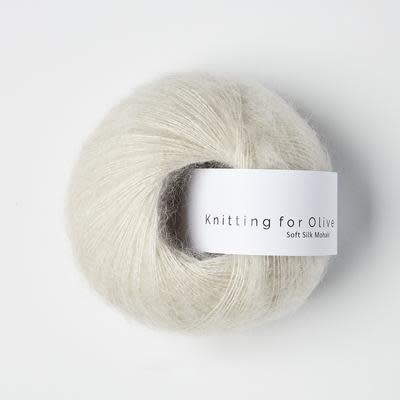knitting for olive Knitting for Olive Silk Mohair - Putty