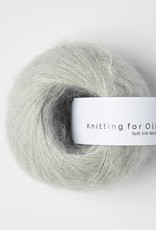 knitting for olive Knitting for Olive Silk Mohair - Pearl Gray