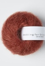 knitting for olive Knitting for Olive Silk Mohair - Forest Berry