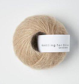 knitting for olive Knitting for Olive Silk Mohair - Mushroom Rose