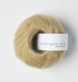 knitting for olive Knitting for Olive Silk Mohair - Trenchcoat