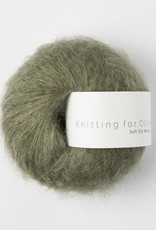 knitting for olive Knitting for Olive Silk Mohair - Dusty Olive
