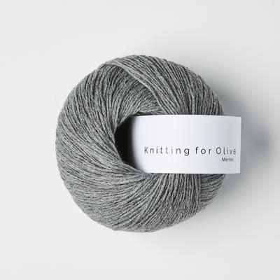 knitting for olive Knitting for Olive Merino - Granite Gray