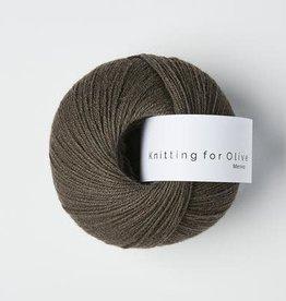 knitting for olive Knitting for Olive Merino - Dark Moose
